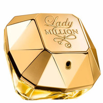 Paco Rabanne Lady Million Feminino - Eau De Parfum - 80ml