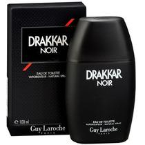 Perfume Drakkar Noir Pour Homme 100 Ml - Original E Lacrado