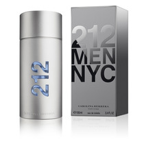 Carolina Herrera - 212 Men - Amostra / Decant - 5ml