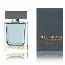 The One Gentleman Masc. Edt 100ml Dolce & Gabbana