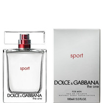 Dolce & Gabbana The One Sport Edt Masculino 100ml