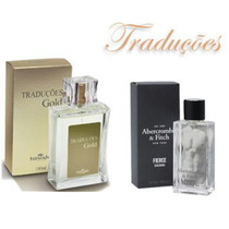 Traduções Gold Masculino Abercrombie Fierce 100ml
