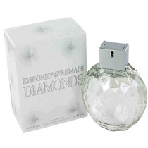 Diamonds Emporio Armani Edp Fem. 100ml