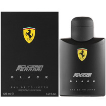 Kit 02 Perfumes 01 Ferrari Black + 01 Ck Be 100ml Original.