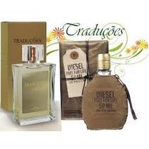 Perfumes Importados Masc Diesel Fuel For Life 100ml Promoção