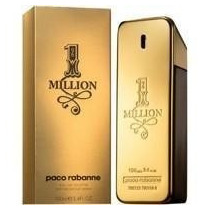 Perfume 1 One Million 100ml - Paco Rabanne Original Importad