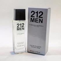 Perfumes Importados Baratos 212 Men + Frete Gratis 50 Ml