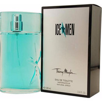 Perfume Ice Men Edt 100ml By Thierry Mugler / Lacrado E Raro