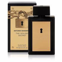 Perfume The Secret Golden Masculino 100 Ml Antonio Banderas