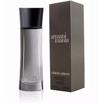 Perfume Armani Mania 100 Ml Pour Homme - Original E Lacrado