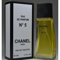 Perfume Chanel N°5 Feminino 50ml Importado Original