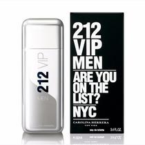 212 Vip Men - 100 Ml Perfume Carolina Herrera Nyc