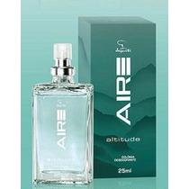 Colônia Desodorante Aire Altitude Masculina 25 Ml Jequiti
