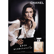 Perfum Original Chanel Coco Mademoiselle Eau De Parfum 100ml