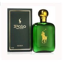 Perfume Masculino Polo Green 118ml Importado Usa