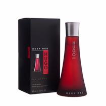 Perfume Hugo Boss Deep Red Eau De Parfum Feminino 90ml