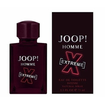 Perfume Joop Homme Extreme 75 Ml 100% Original Lacrado