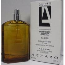 Perfume Azzaro Pour Homme 100ml - Original - Tester