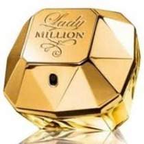 Lady Million Paco Rabanne Feminino 80ml - Original Lacrado
