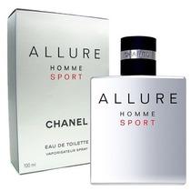 Perfume Chanel Allure Homme Sport Edt Masculino - 50 Ml
