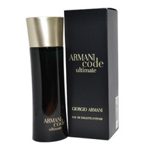 Armani Code Ultimate Edt Masc. 75ml Giorgio Armani