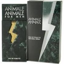 Perfume Animale Animale Masculino 100ml - Original E Lacrado