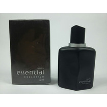 Perfume Natura Essencial Exclusivo-50ml Por R$60,00 Reais