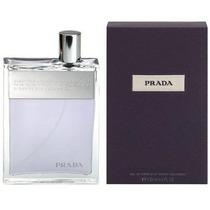 Perfume Prada Ambar Pour Homme Edt 100ml - Original