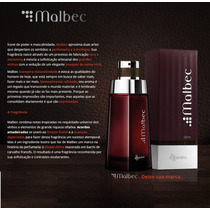 Perfume Malbec Original Boticario Absoluto Masculino 100ml