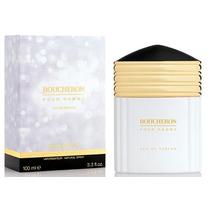 Perfume Boucheron Pour Homme Eau Parfum Edition Colec. 100ml