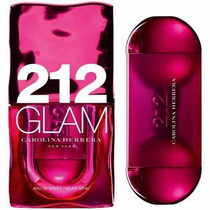212 Glam Carolina Herrera Feminino Edt 60ml