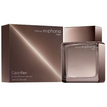 Perfume Ck Euphoria Intense Men 100 Ml - Original E Lacrado!