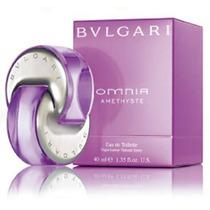 Perfume Bvlgari Omnia Amethyste 40ml - Original