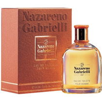 Nazareno Gabrielli 100 Ml Pour Homme Perfume Masc- Edt 100ml