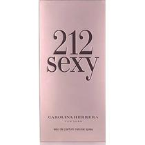212 Sexy Feminino Carolina Herrera Perfume Importado Barato