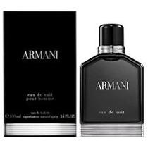 Perfume Armani Eau De Nuit Masculino Eau De Toilette 100ml