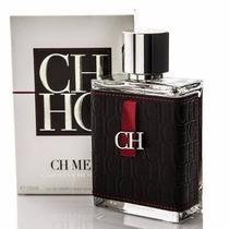 Perfume Ch Men Edt 100ml - 100% Original Lacrado