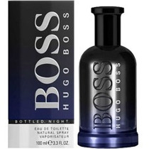 Perfume Hugo Boss Bottled Night Masculino Edt 200ml