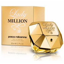 Lady Million 100ml - Lacrado - Importado Essencia Boulevar
