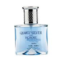 Molyneux Quartz Silver Pour Homme Masculino - 50ml