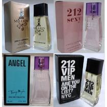 Perfumes Importados Da França Originais 50ml Pronta Entrega