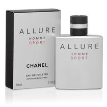 Chanel Allure Homme Sport Masc. Eau De Toilette 50ml