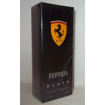 Perfume Similar Importado Ferrari Black - 50 Ml Baratos