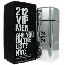 Perfume 212 Vip Men Carolina Herrera 100 Ml