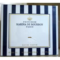Marina Bourbon Princesse Edp 100 Ml - Original, Lacrado