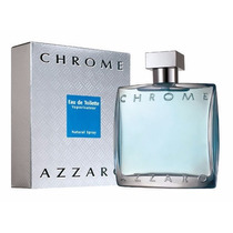 Perfume Azzaro Chrome 50ml Masculino | Lacrado 100% Original
