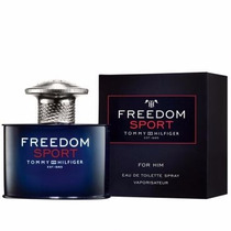 Tommy Freedom Sport For Him Masculino Eau De Toilette 30ml
