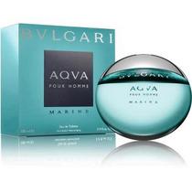 Perfume Bvlgari Aqva Marine M 100ml Edt 913525