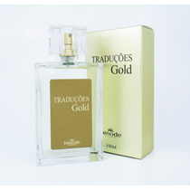 Perfumes Traduções Gold Hinode - Importados - Pronta Entrega
