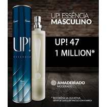 Perfume Importado Up! 47 - Fragrância One Million+brinde!